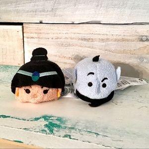 Disney - Tsum Tsum Mini Princess Jasmine & Genie
